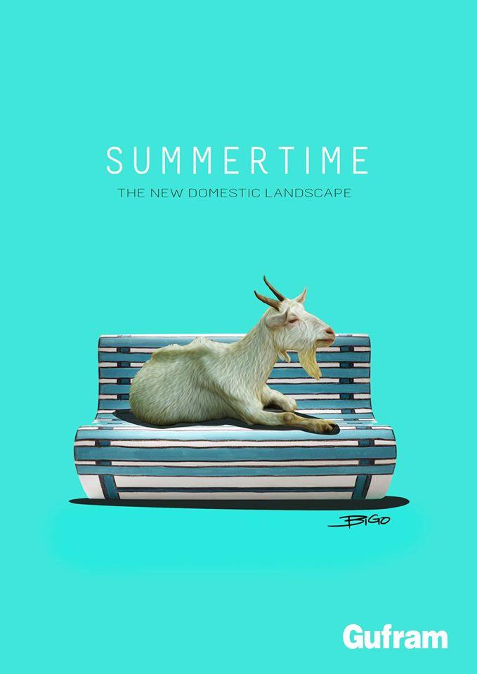Summertime/Gufram
