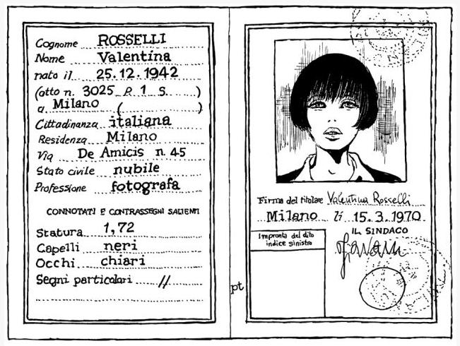 Valentina/GuidoCrepax