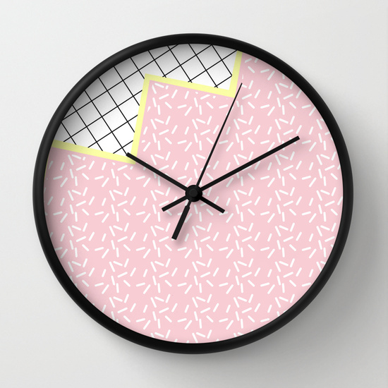 Horlogemurale/InspirationMemphisMilano