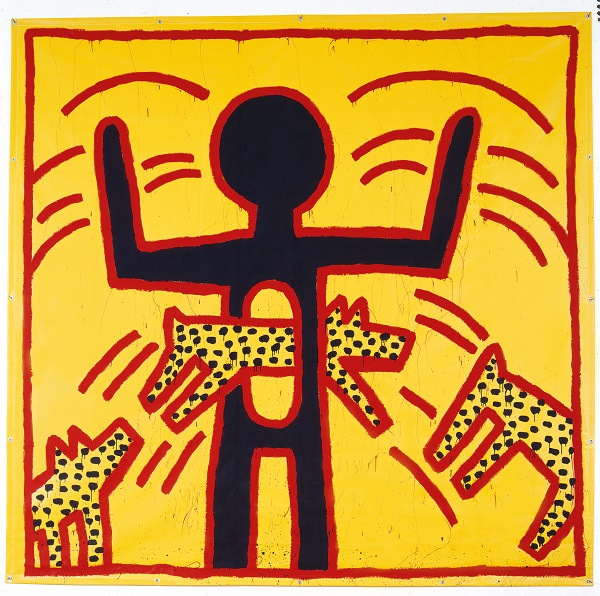 KeithHaring/The PoliticalLine