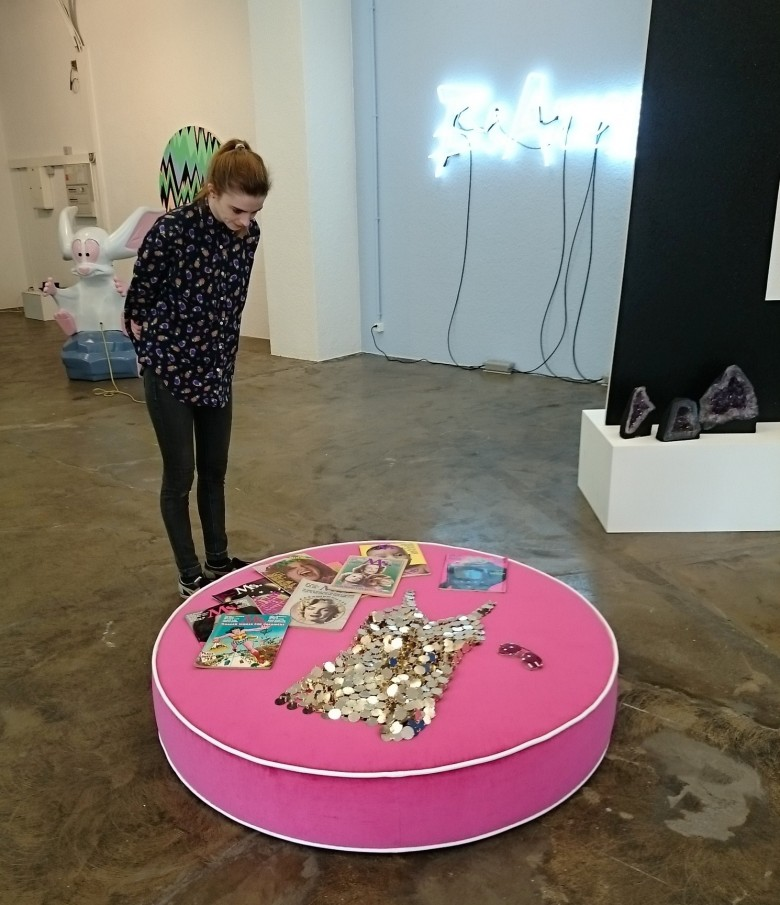 Collaboration/SylvieFleury